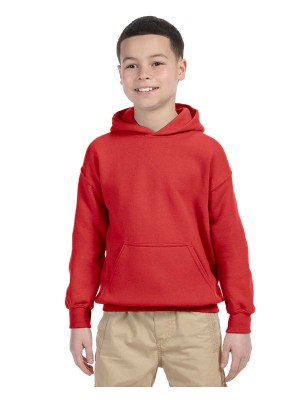 Gildan #G185B Gildan Youth Pullover Hooded Sweatshirt